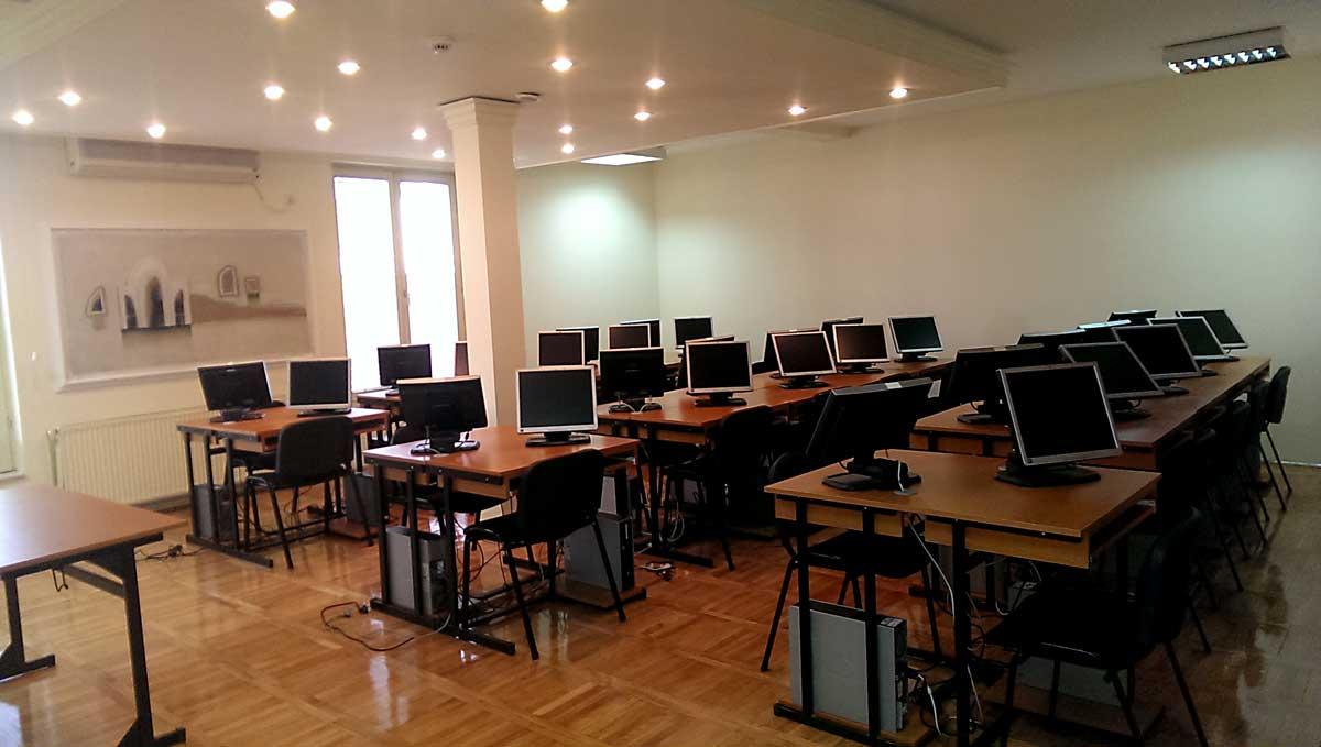 IT Centar učionica