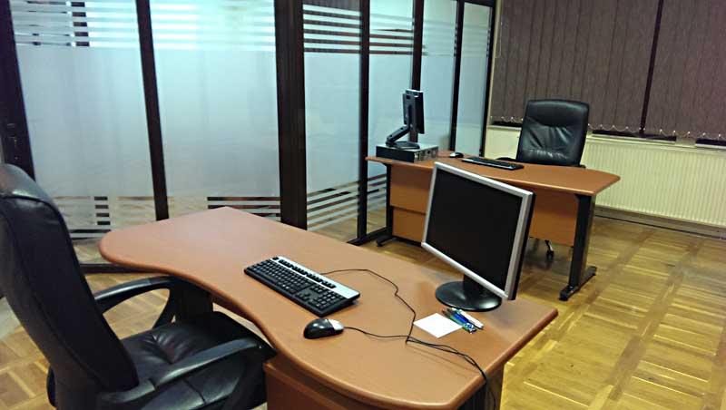 Kancelarija - Visoka škola za menadžment i ekonomiju – Kragujevac