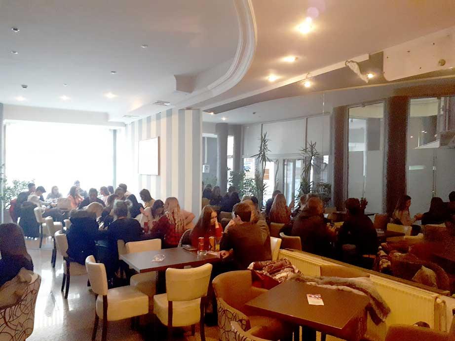 Klub - Visoka škola za menadžment i ekonomiju – Kragujevac