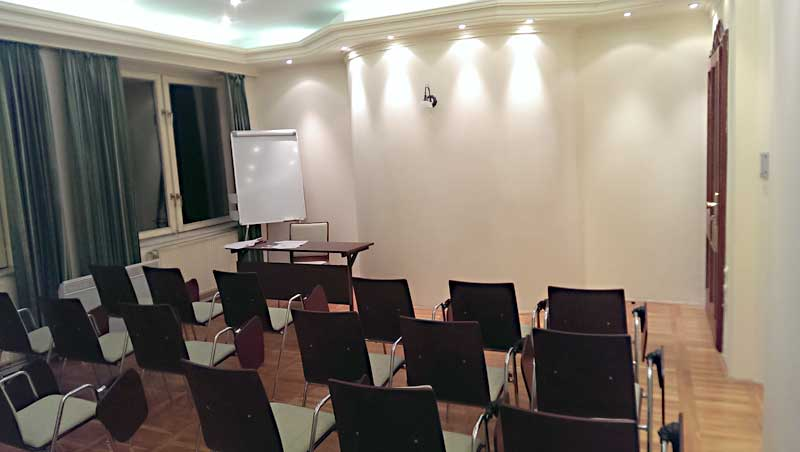 Učionica - Visoka škola za menadžment i ekonomiju – Kragujevac